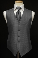 Venetian Vest & Tie Set (over 30 colors available)