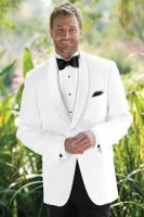Classix White Shawl Tux Package (Slim or Regular Fit)