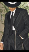 Zoot Suit (Coat, Pant, Shirt, Necktie)