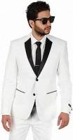 A-Z white / black tuxedo