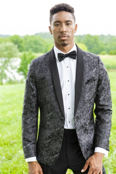 Granite Aries Tuxedo Package (Slim Fit)
